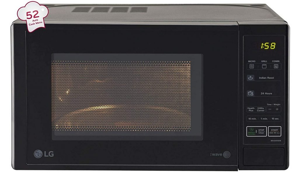 LG-20L-GRILL-microwave oven