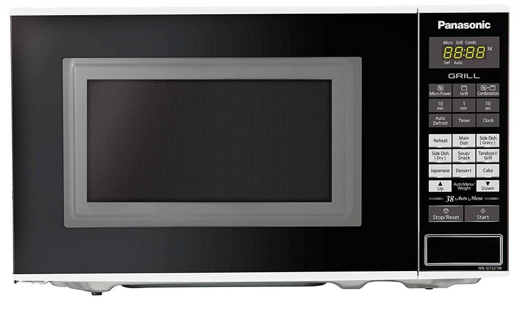 PANASONIC-20L-GRILL-microwave oven