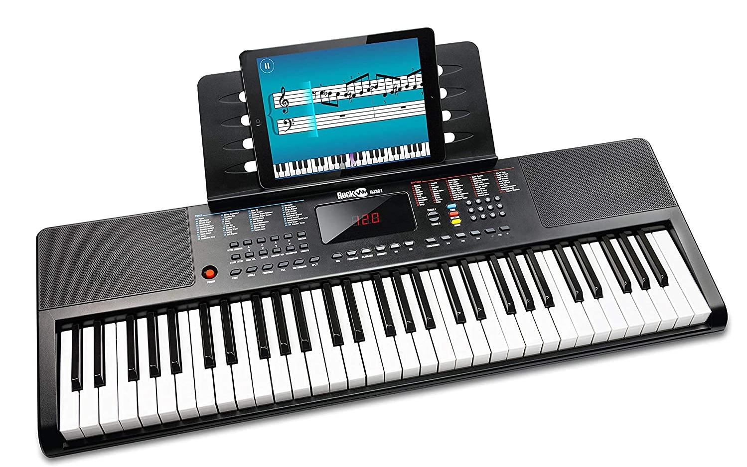 RockJam Electric Keyboard