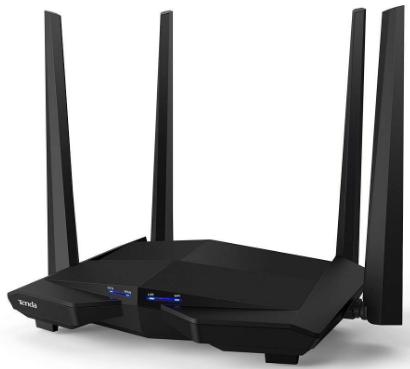 Tenda AC10 AC1200 Wireless Smart Dual-Band Gigabit WiFi Router