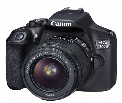 Canon EOS1300D DSLR Camera