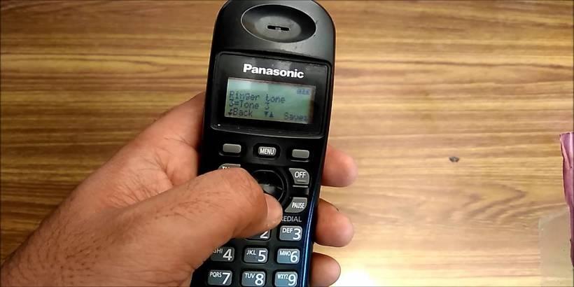 best panasonic cordless phone india